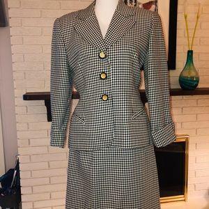 Classic Christian Dior Suit